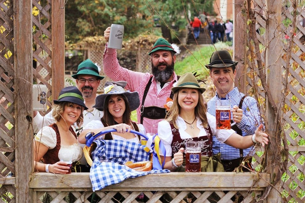 The New Ulm Oktoberfest was chosen as one of USA TODAY 10Best's Readers' Choice Award for Top 10 Oktoberfests in 2015 and 2017!