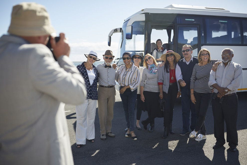 Group tours often provide excellent value