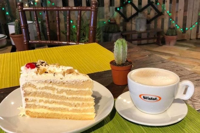 Indoor Cunucu Cafe
