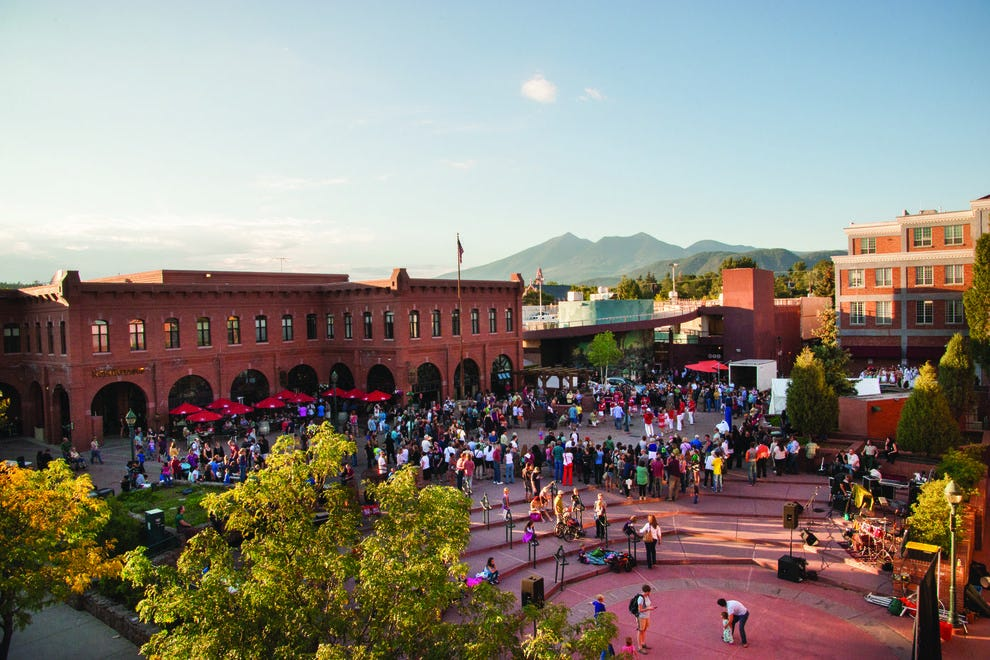 Heritage Square | Flagstaff, Arizona