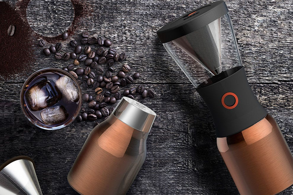 Asobu Coldbrew Portable Coffee Maker