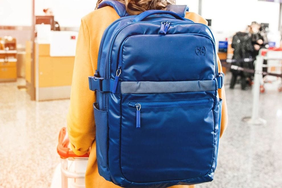 No. 4: Speck Travel Business Backpack