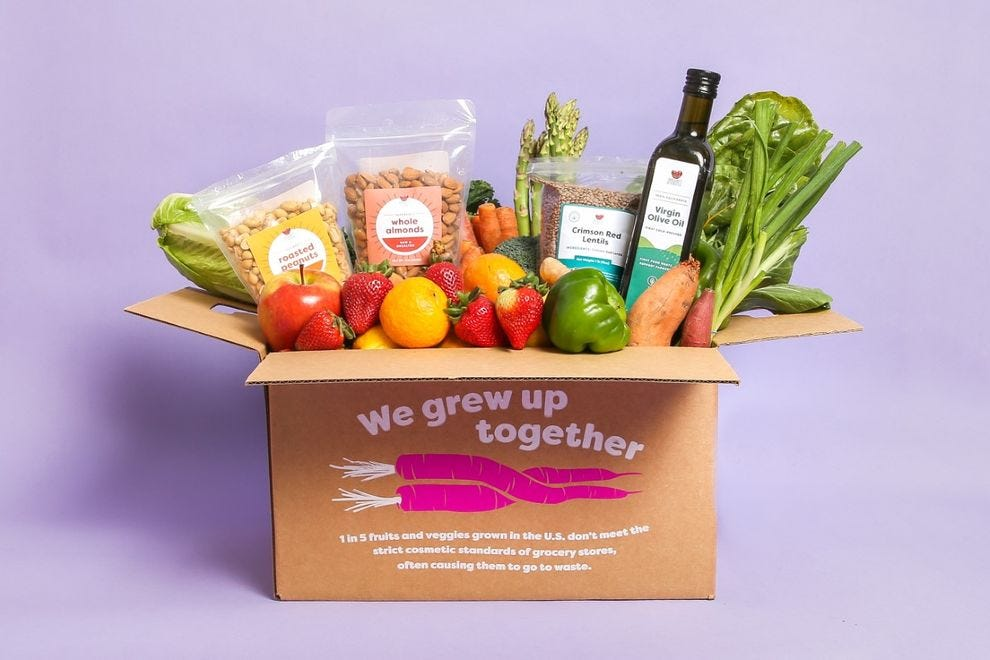 No. 9: Imperfect Foods Box