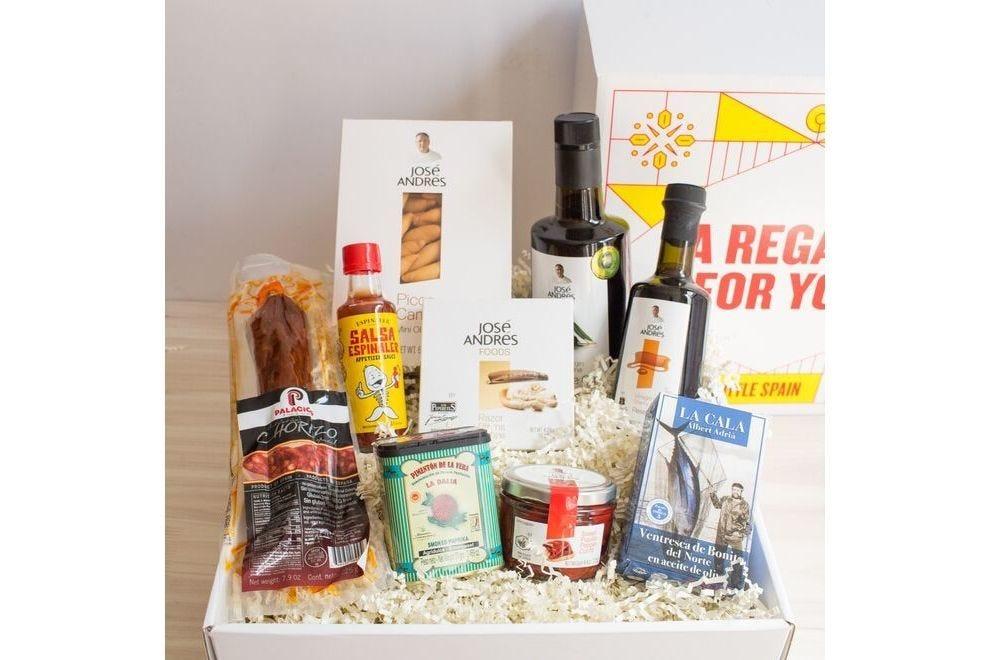 No. 6: Mercado Little Spain Spanish Gift Samplers