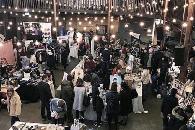 The Eco Lifestyle Holiday Market