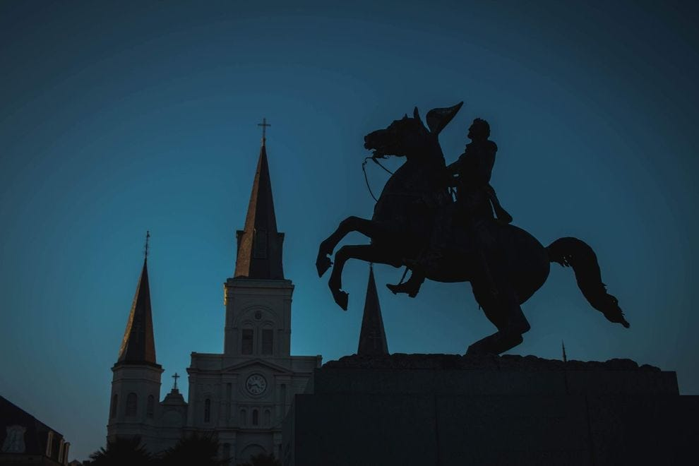 Spookiest spots in New Orleans, according to ghost tour guides