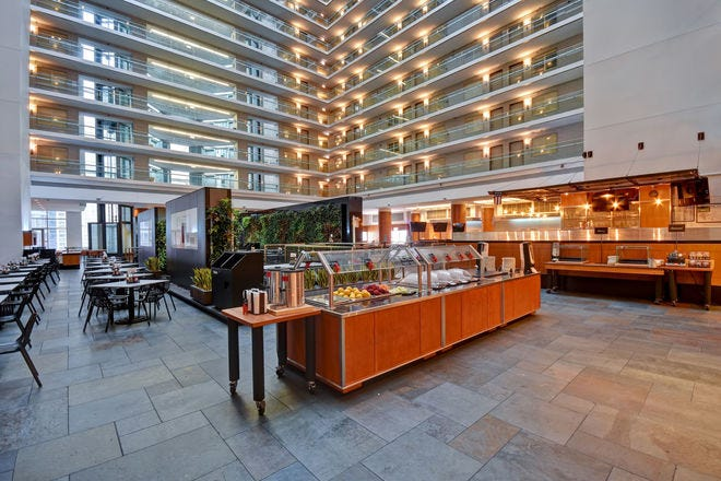 Embassy Suites by Hilton Chicago Magnificent Mile