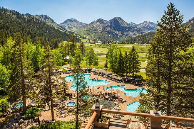 Resort at Squaw Creek - Destination Hotels & Resorts