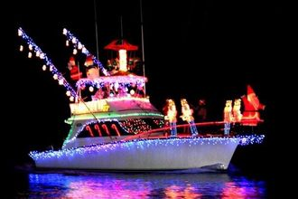 Fort Myers Beach Christmas Boat Parade