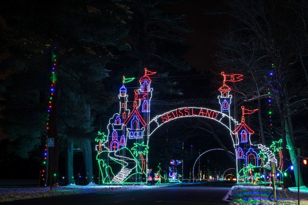 Bright Nights at Forest Park