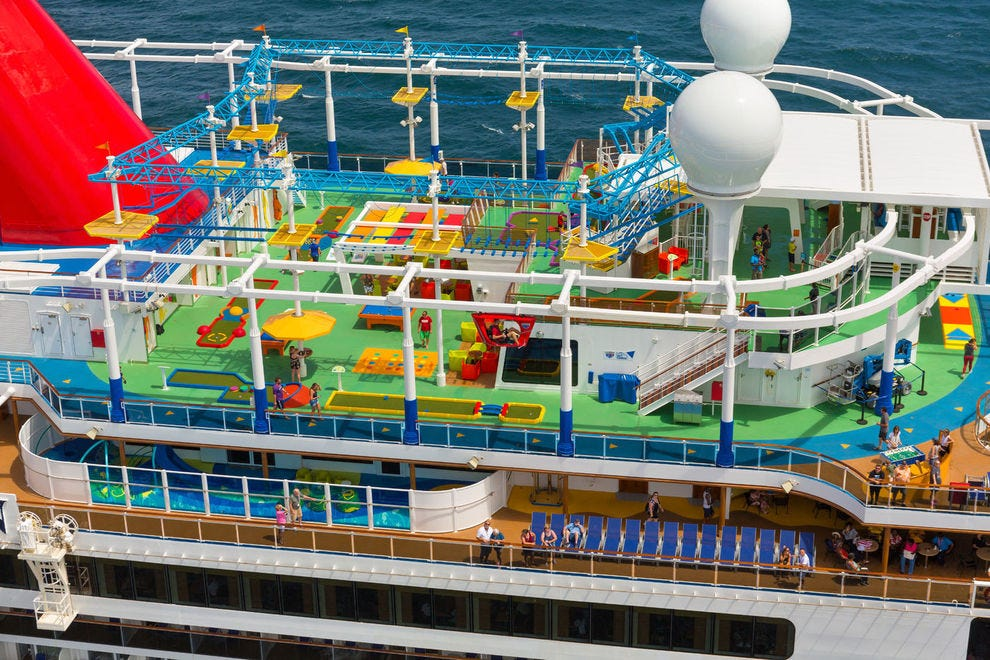 Best Cruise Ship For Families