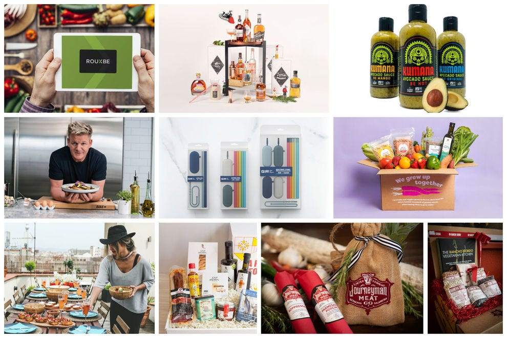 2019 Gift Guide for Foodies