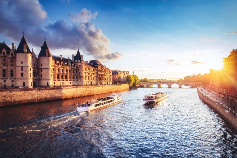 River cruising unlocks the world's inland waterways