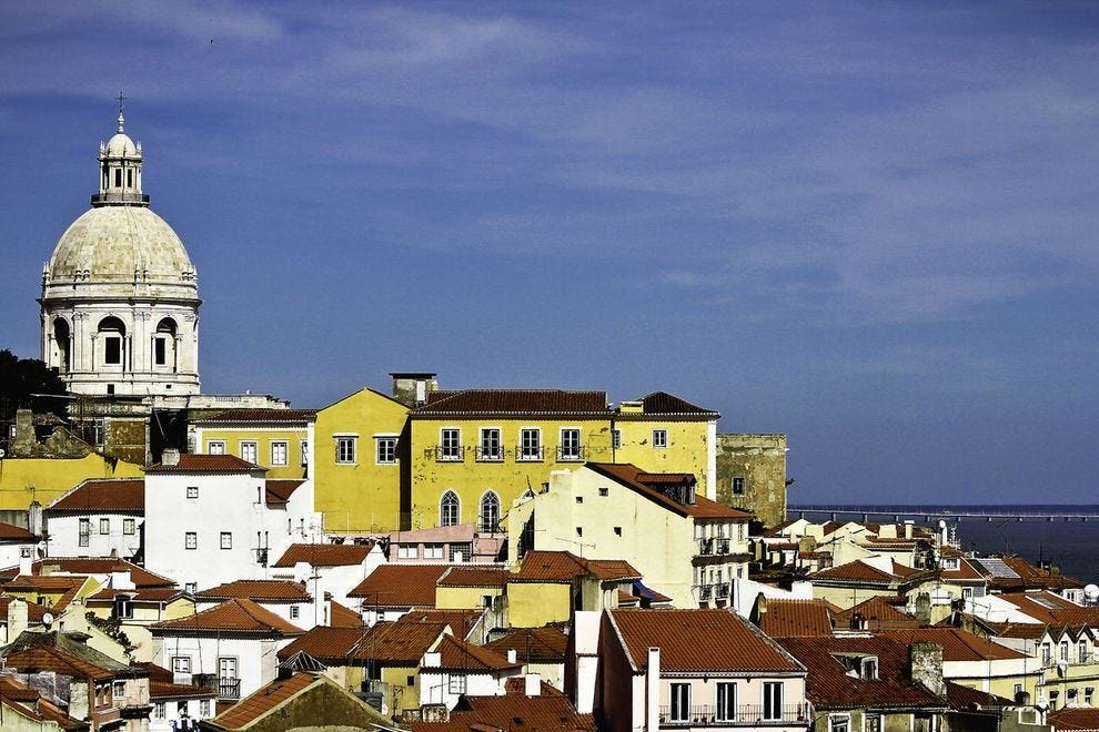 Lisbon has become one of Europe's most alluring capitals