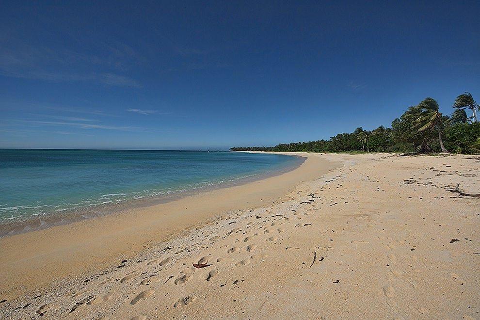 The beaches of Ilocos Norte are practically untouched