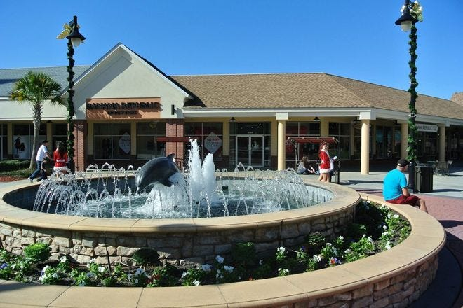 Tanger South Outlet Mall