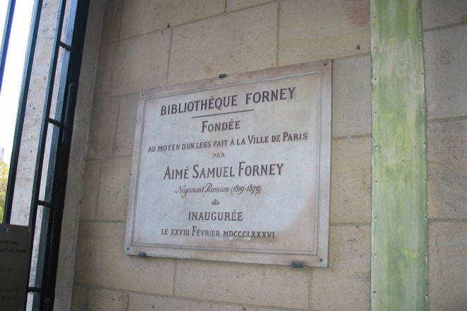 Bibliotheque Forney