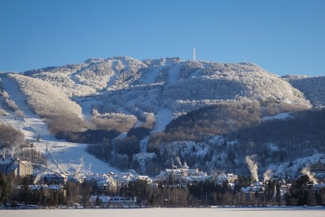 Mont Tremblant Ski Resort