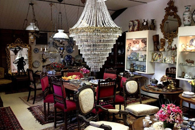 Louis XV Antiques & Curiosities