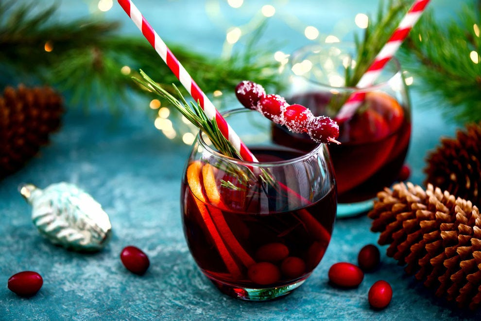 10 winter-inspired cocktails to try this season