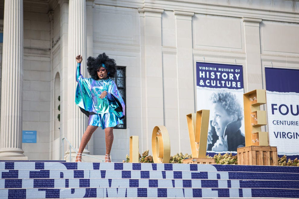 The Drag Queen Brunch at the Virginia Museum of History and Culture steals the show at Fire, Flour and Fork