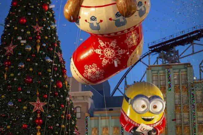 Holidays At Universal Orlando Orlando Attractions Review