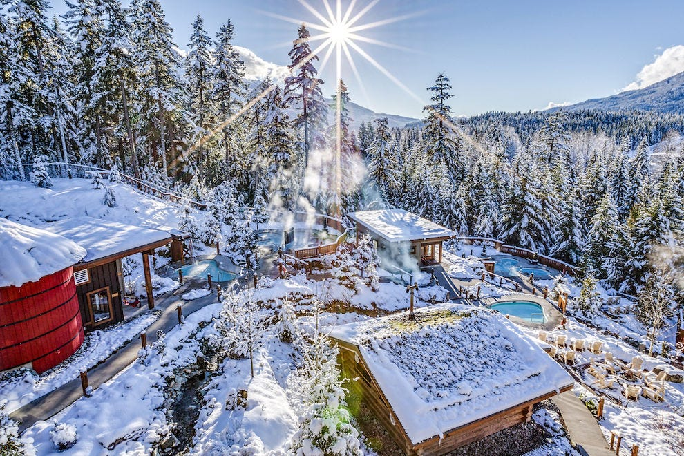 Enjoy a rejuvenating experience for the mind, body and soul at Scandinave Spa