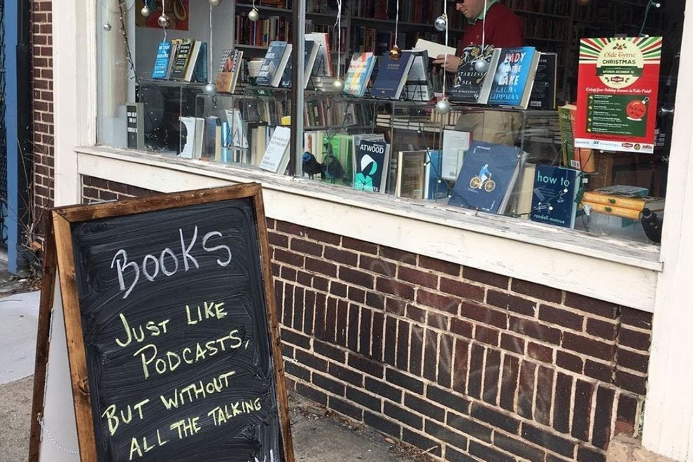 10 reasons why bibliophiles need to book a trip to Baltimore