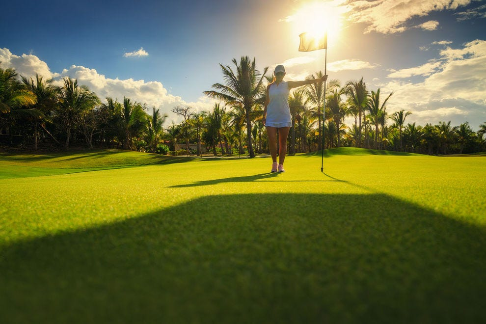 Tee off at these top Caribbean golf courses