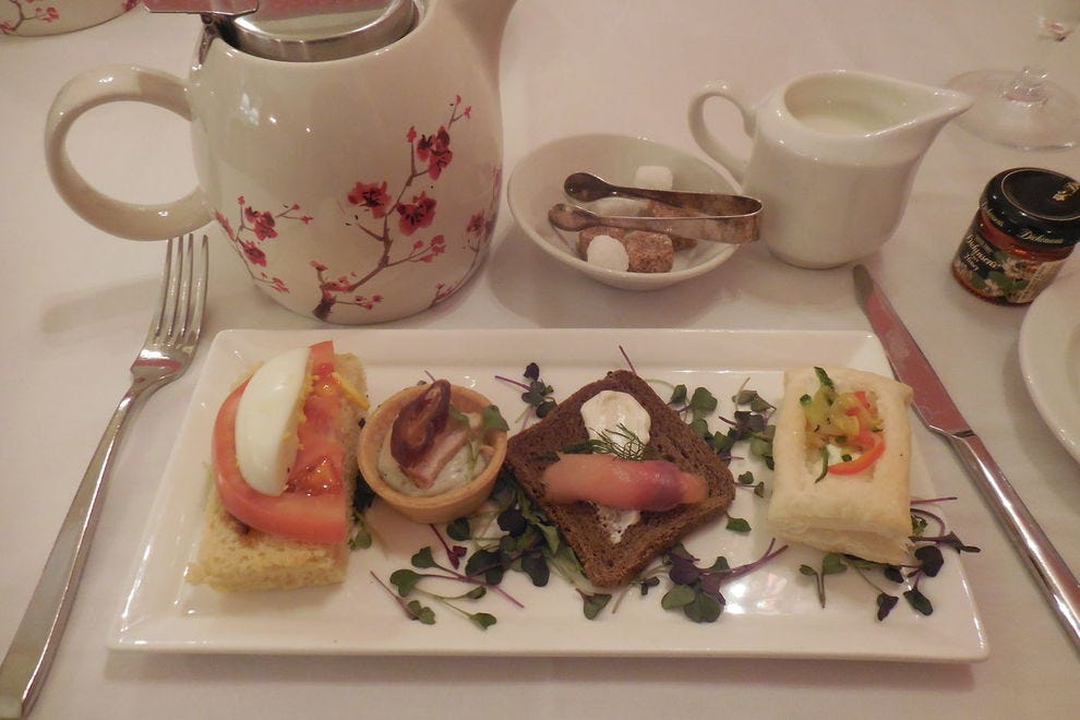The Duchess Tea Experience at the Omni Bedford Springs Resort