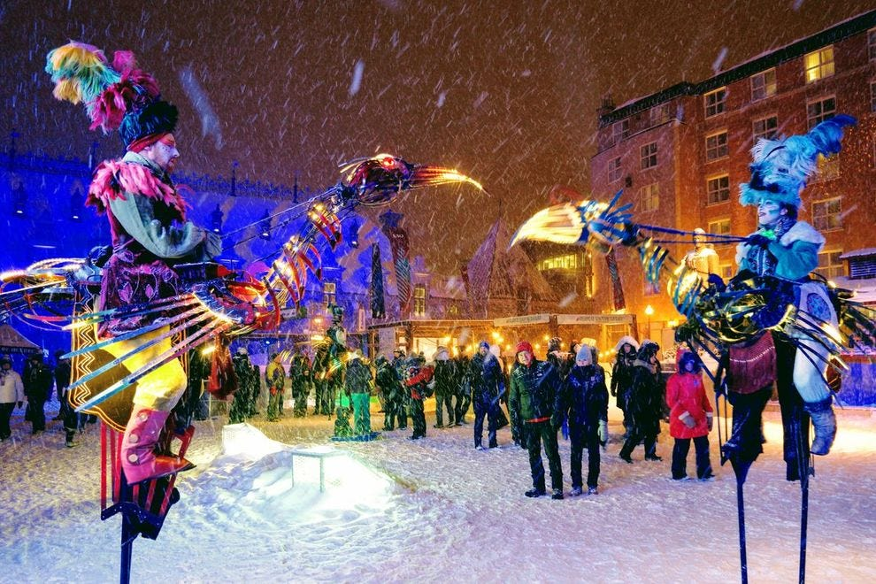 Carnaval of Quebec