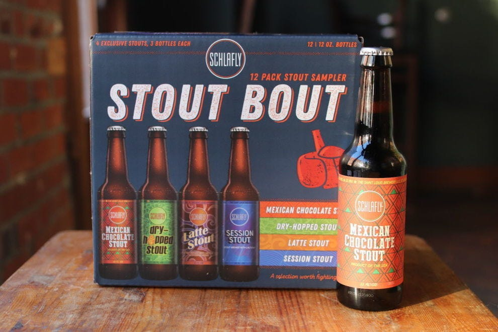 Stout Bout Sampler Pack