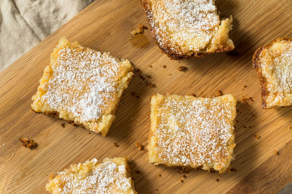 Hardly any St. Louis native can resist the sweetness of a gooey butter cake