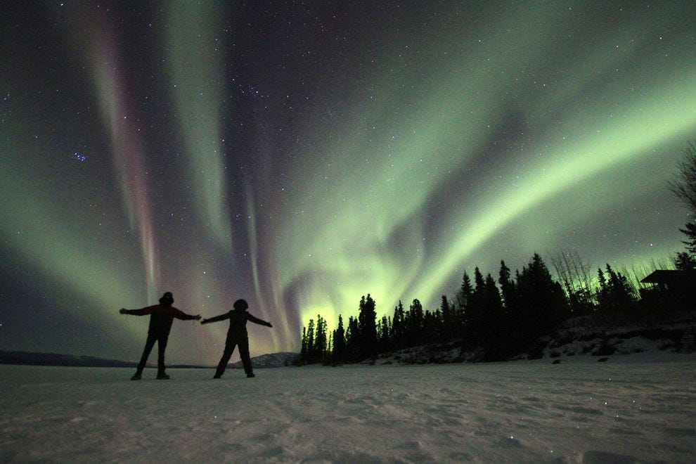How to see the northern lights (and other inspiring sights) in the mighty Yukon
