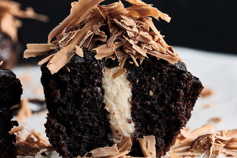 Chocolate Guinness Cake with Baileys Cream