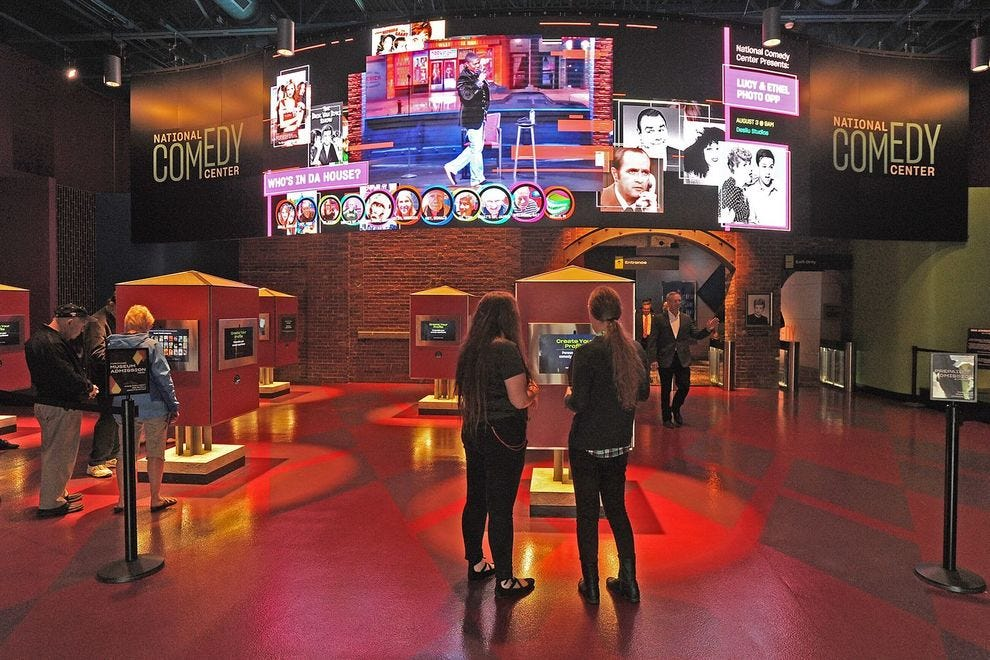 Winning museum was also named one of the nation's best new attractions