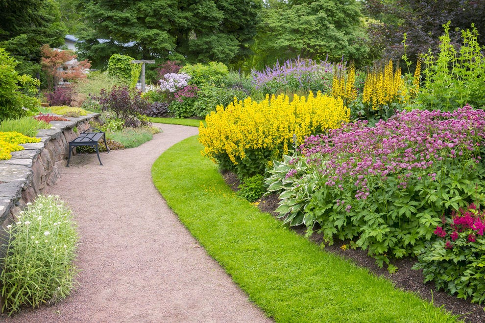 These top gardens invite visitors to stop and smell the flowers