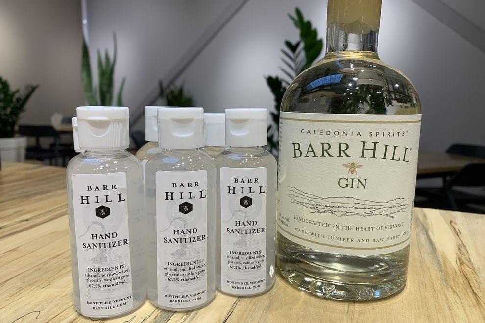 Barr Hill Hand Sanitizer