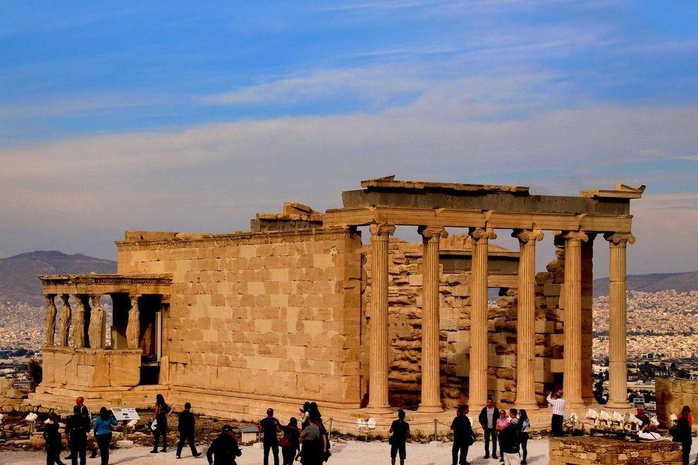 Explore ancient Greek attractions