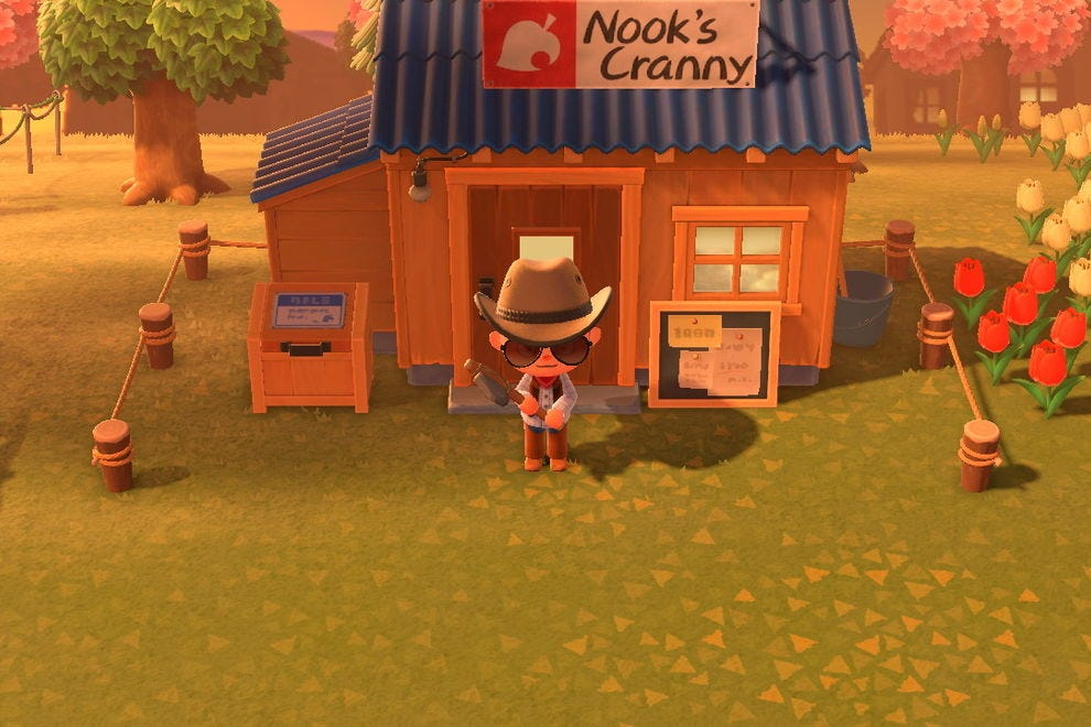 "Ever wanted to be a cowboy wearing aviator sunglasses? You can be pretty much anything you want to be in ""Animal Crossing"""
