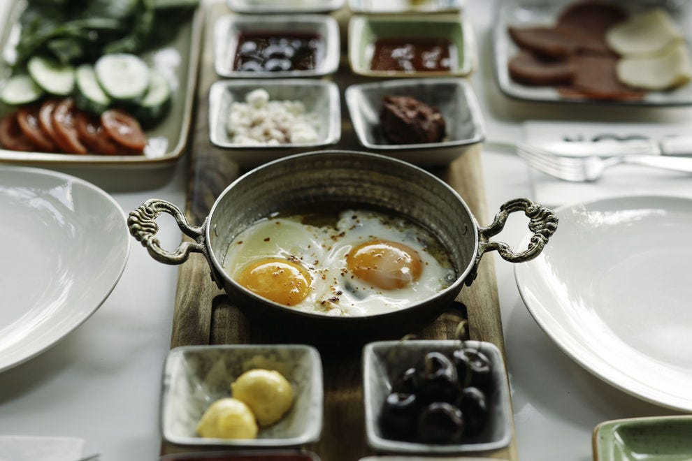 Sprinkle some Urfa biber on your Turkish breakfast