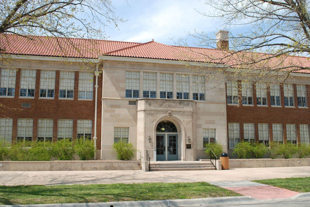 Brown v. Board of Education National Historic Site in Topeka, Kansas