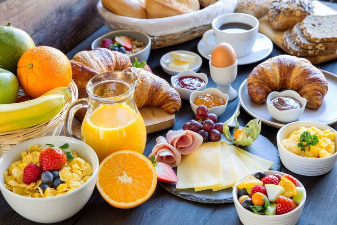 See how other countries start their days with these international breakfasts