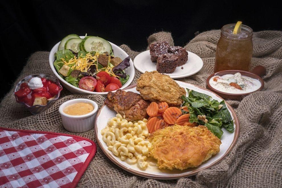 Restaurante de la tía abuela