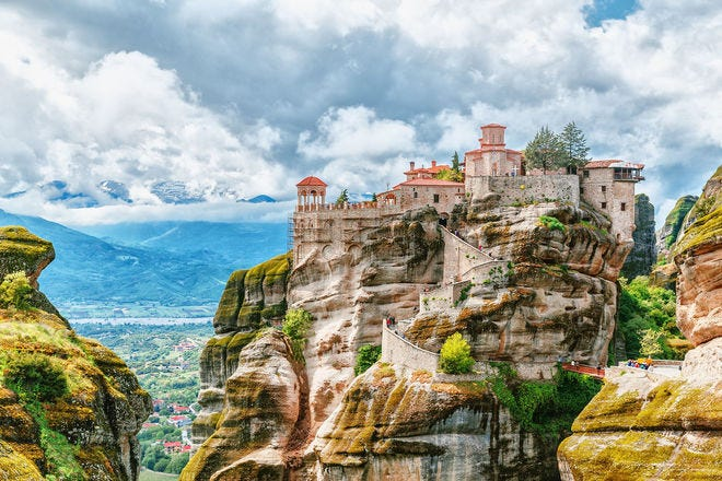 10 amazing monasteries with architecture you have to see to believe