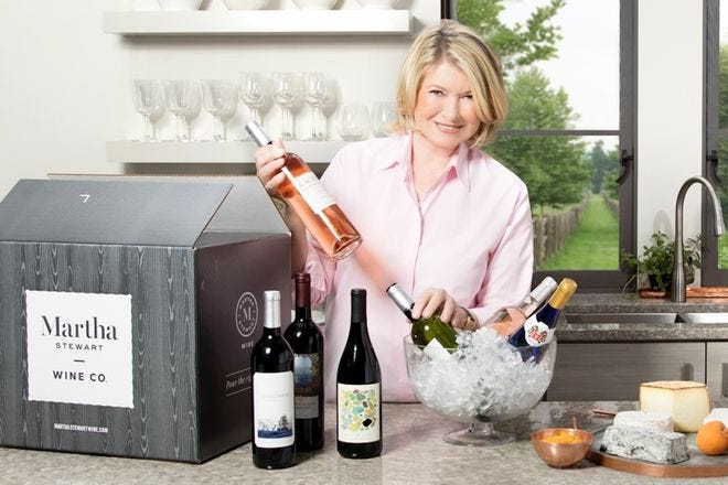 Martha Stewart Wine Co.