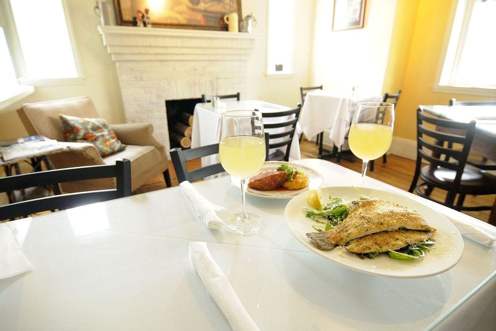 A stellar food scene means you won't go hungry in Abingdon
