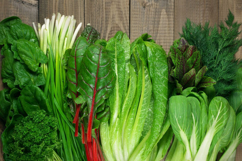 Do you know which salad greens are the healthiest?