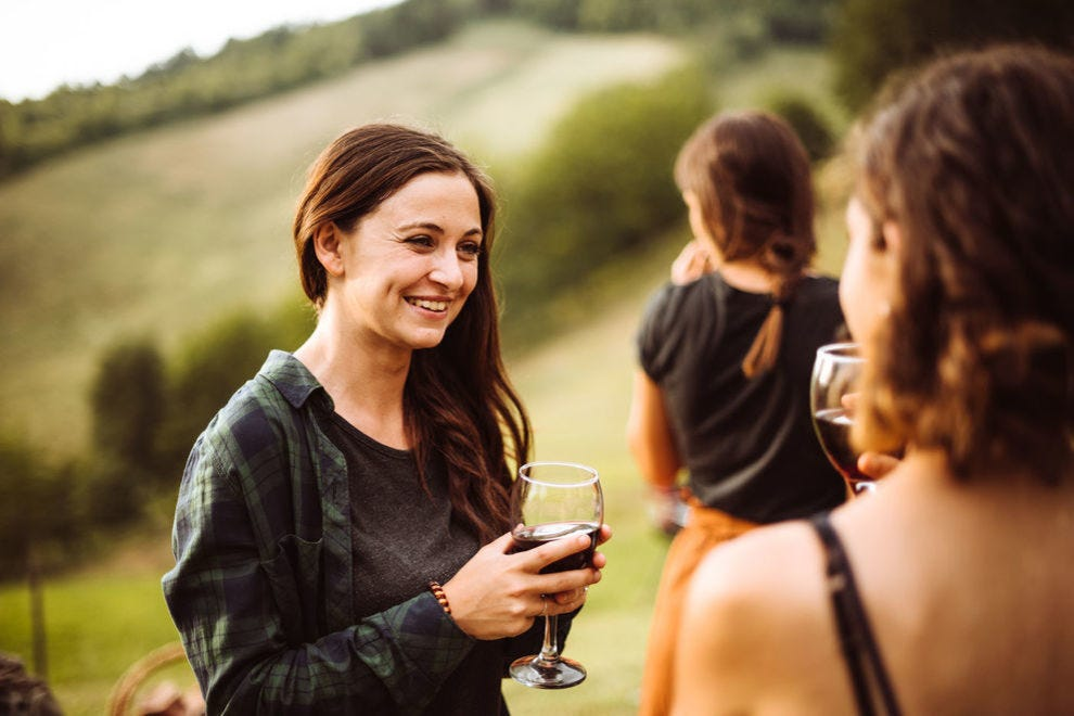 Bliss Wine Tours