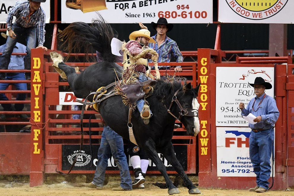 Winning rodeo plans to return in 2021